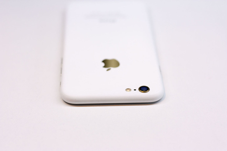 iPhone 7 - svetleče bela barva