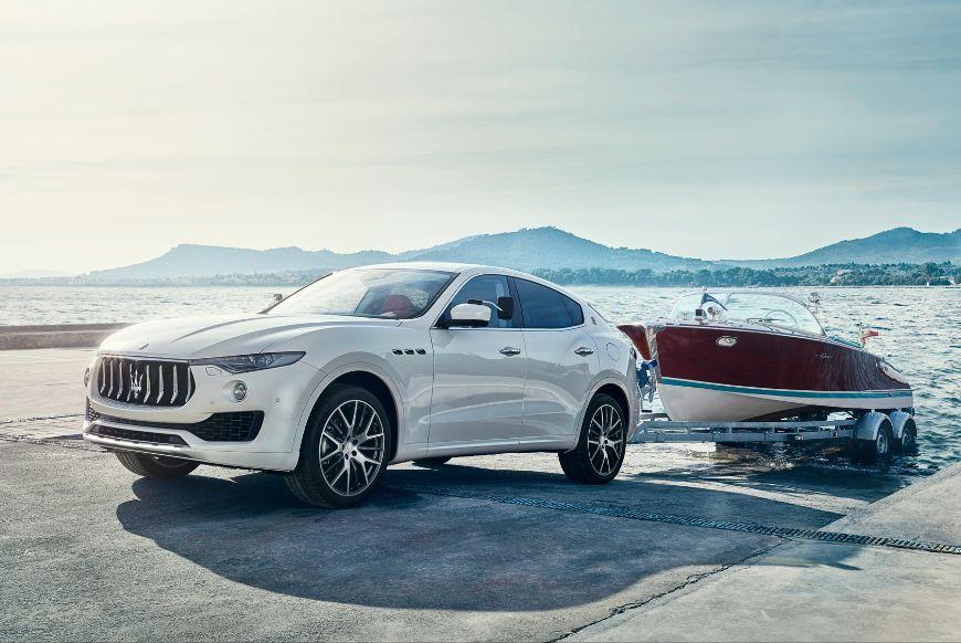 Maserati Levante športni model