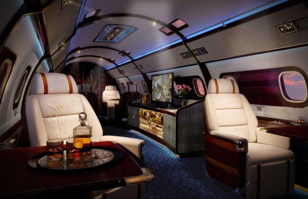 Ambient kabine