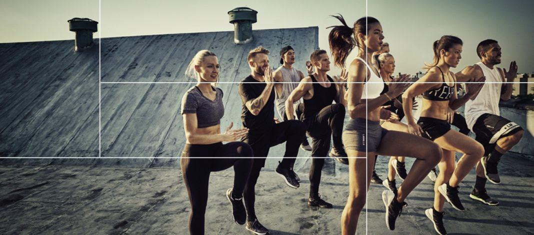 vadba aerobike