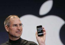 Steve Jobs prezentacija prvega iPhone telefona, 2007