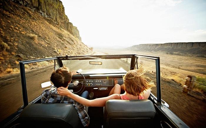 užitev v vožnji