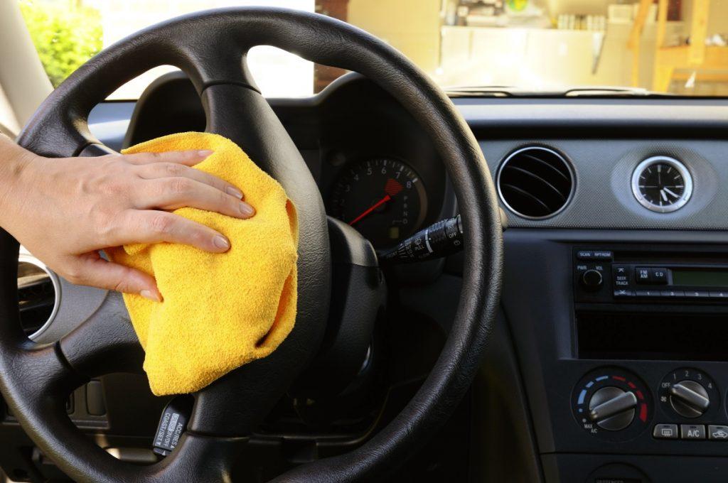 čiščenje volana