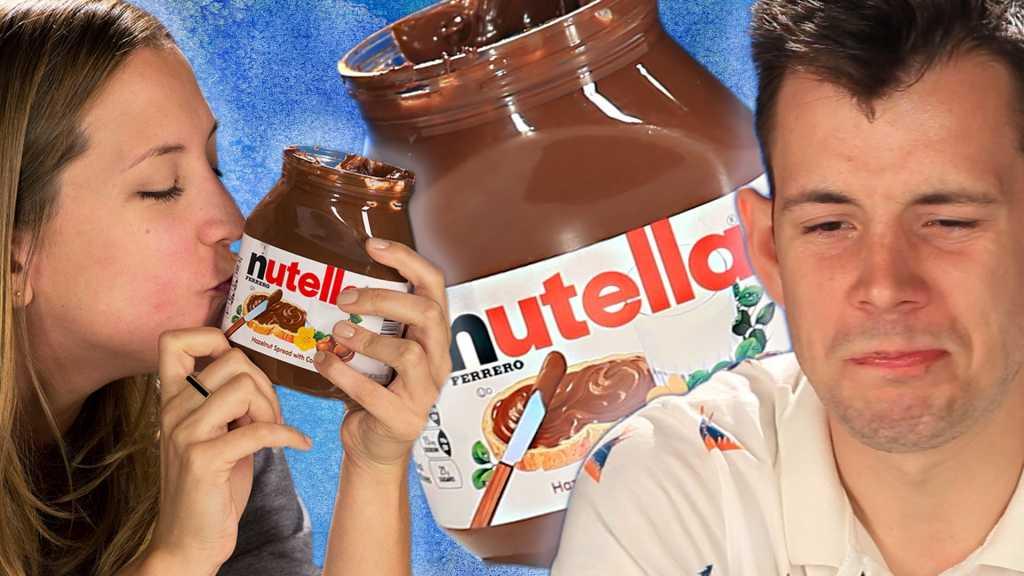 Američani prvič probajo Nutella