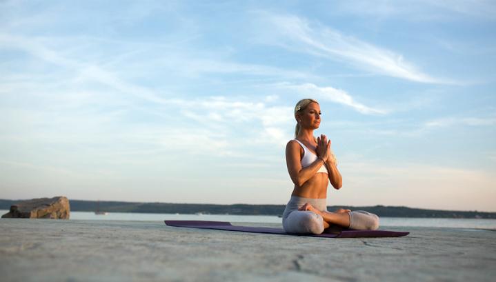 meditacija z jogo