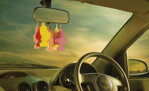 osvežilec avtomobila