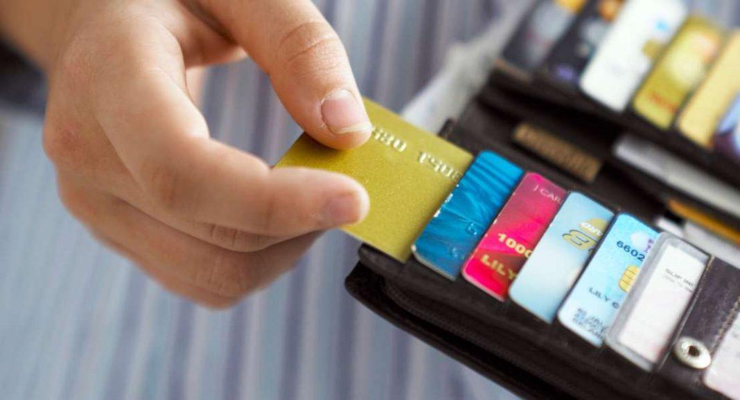 plačevanje s kreditno kartico