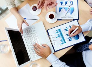 nadziranje poslovnih financ