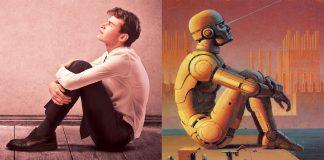 robot prevzema delo človeka