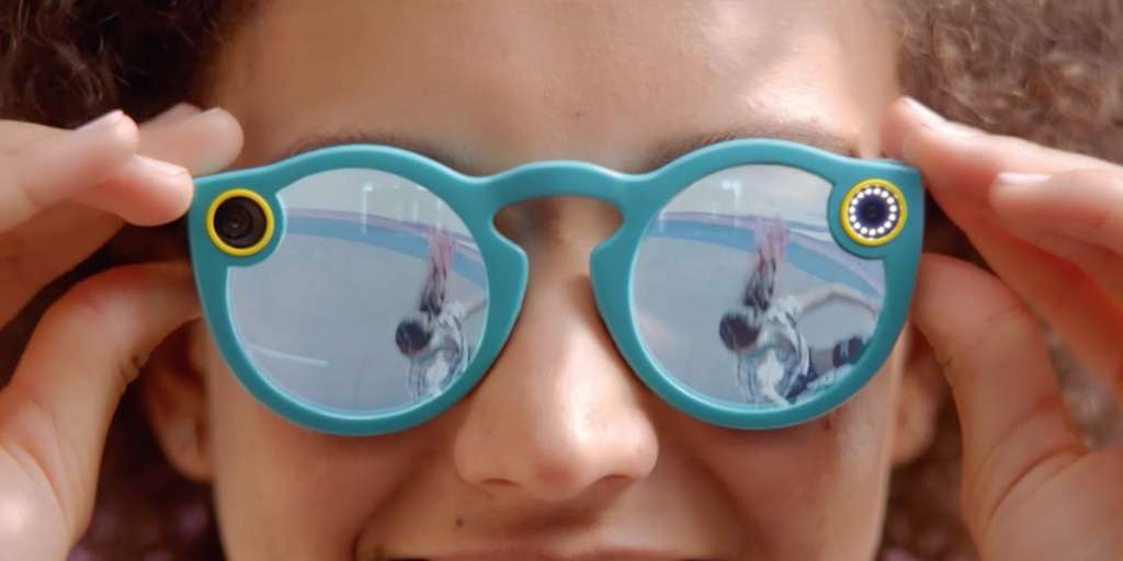 snapchat očala