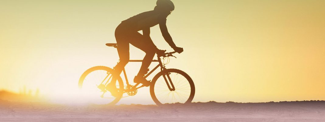 užitek v kolesarjenju