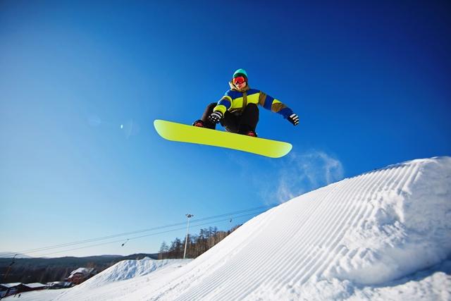 sneg, zimski športi