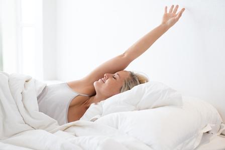 Srce bo bolj zdravo, če boste dovolj spali.